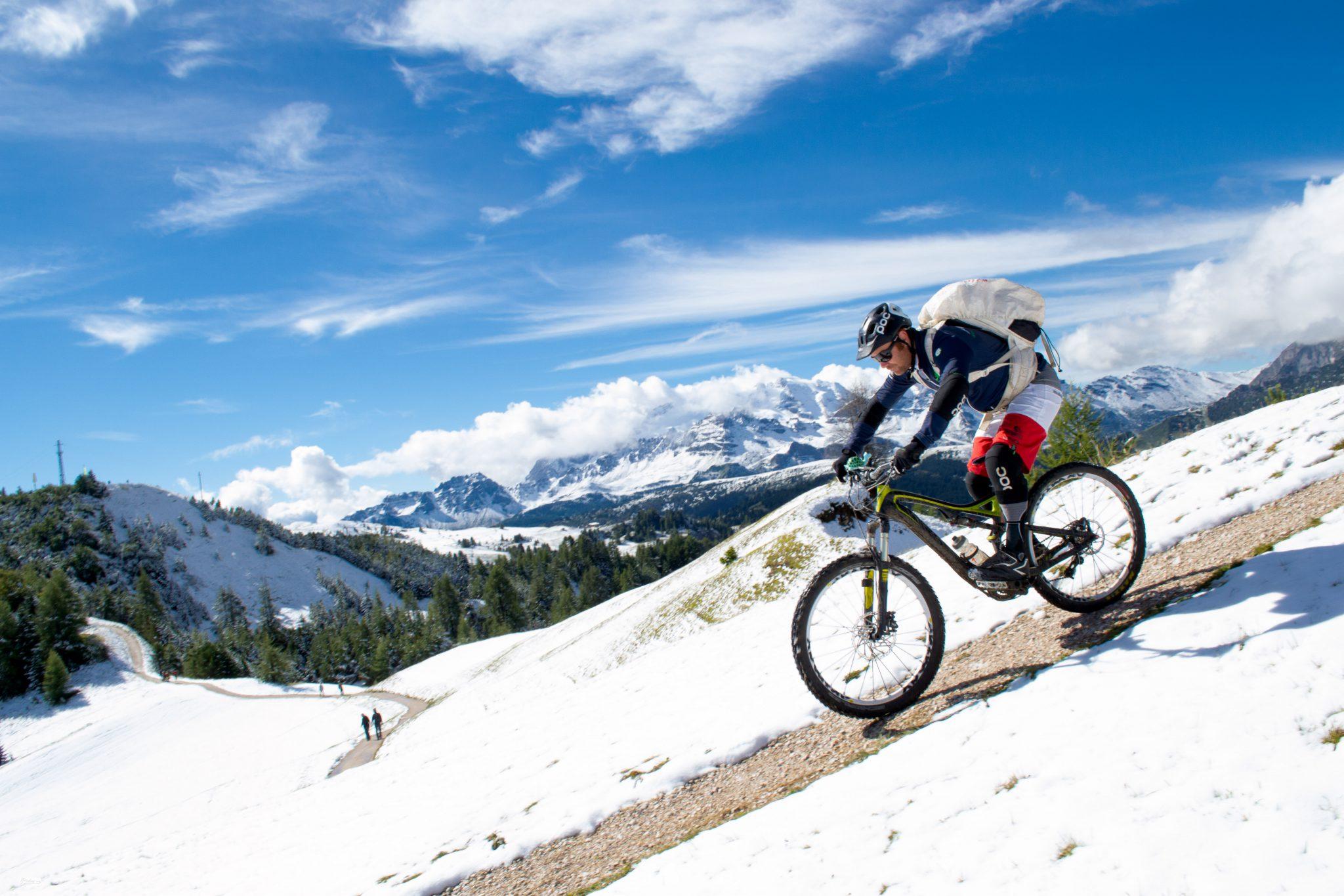 10 redenen om actief te blijven biken in de winter