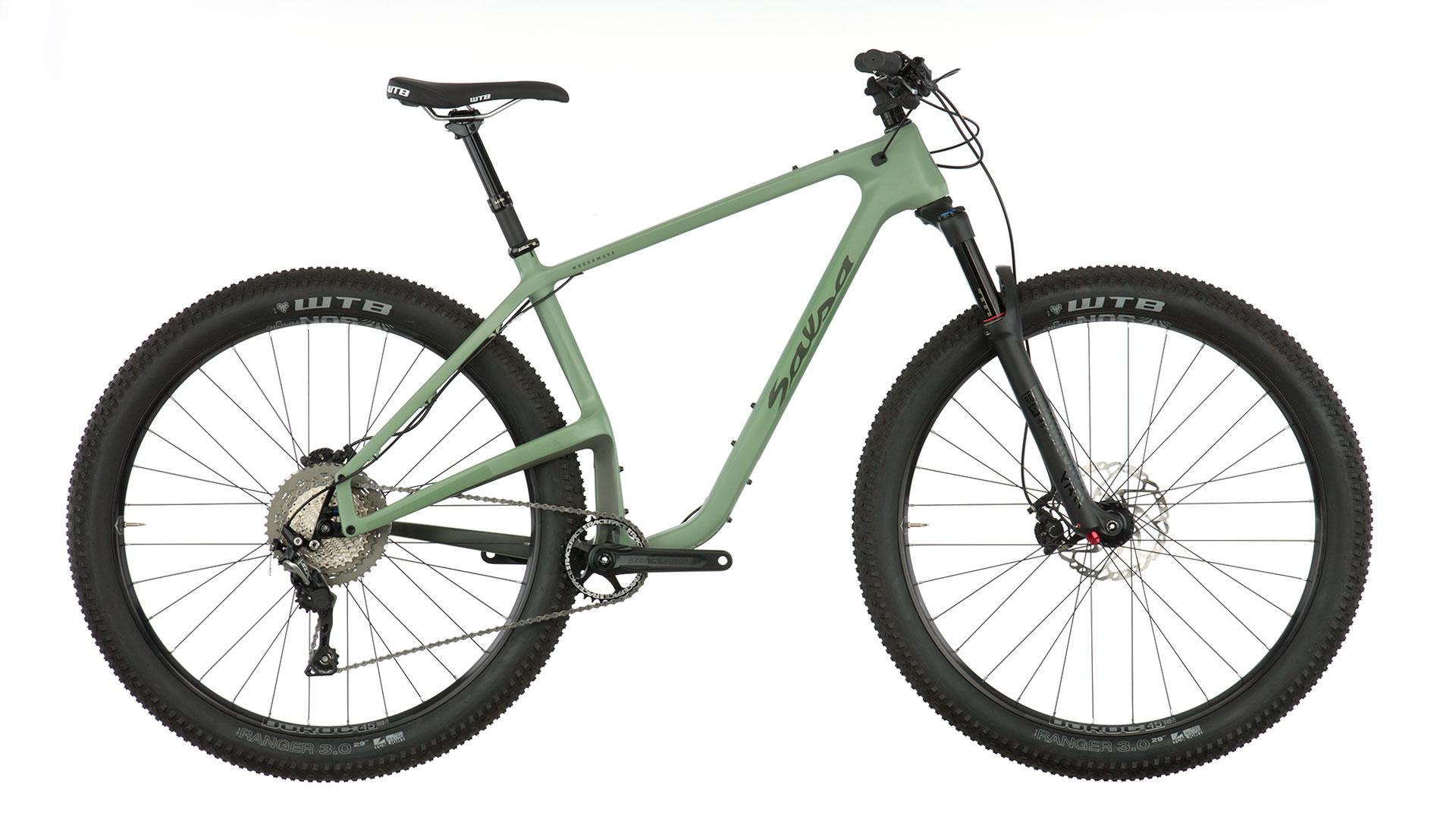 Salsa bikepacking fietsen, 2018 updates