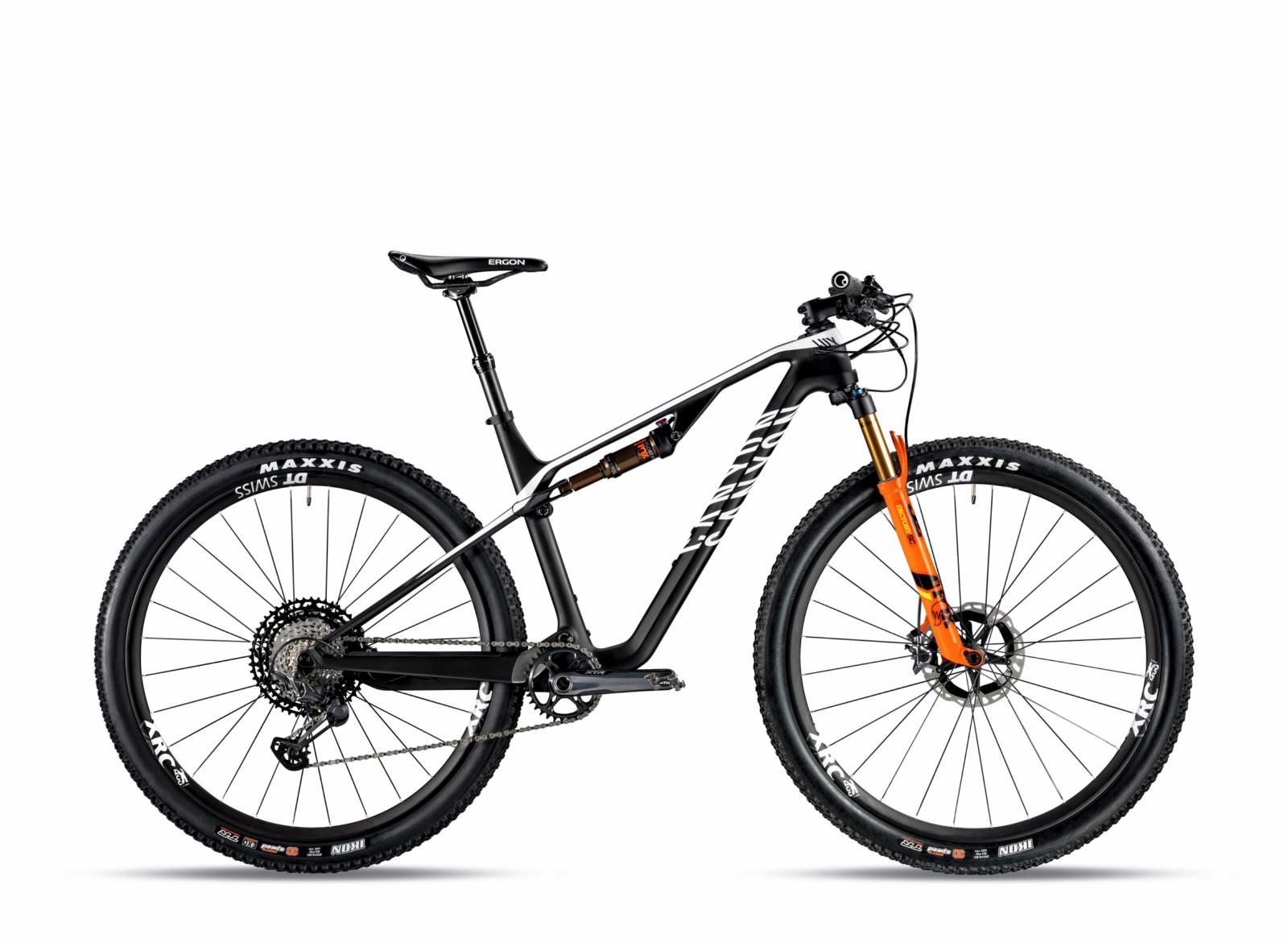 Canyon lanceert volledig herziene LUX XC-bike