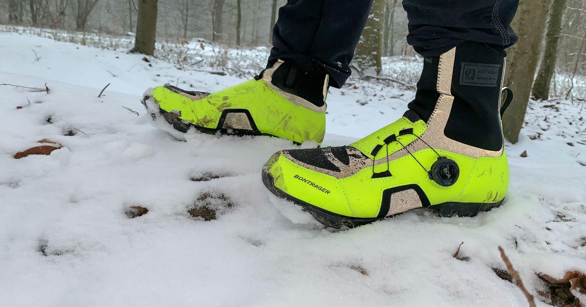 Test Bontrager JFW winterschoenen